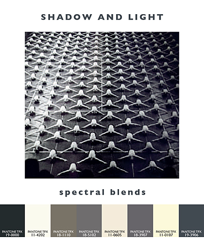 TREND V - SHADOW and LIGHT