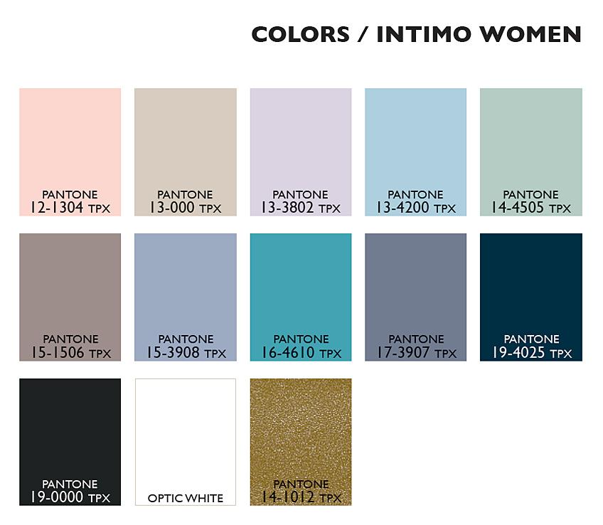 Lenzing Spring/Summer 2015 Intimate Apparel Womenswear