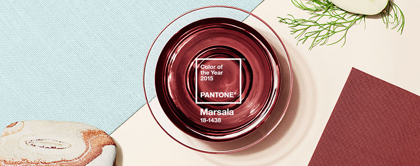Pantone Color of the Year for 2015: PANTONE-18-1438-TPX Marsala
