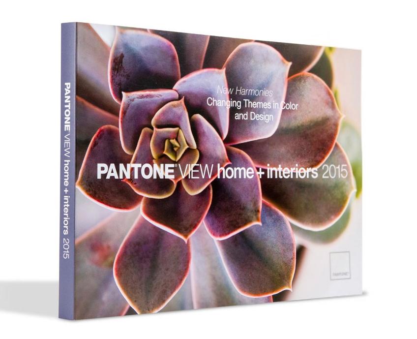 PANTONEVIEW Home + Interiors 2015