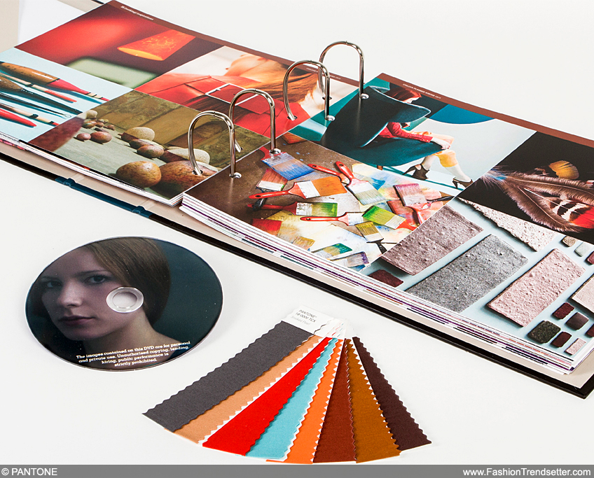 PANTONE VIEW Color Planner Autumn/Winter 2014/2015