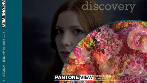 PANTONE VIEW Color Planner Autumn/Winter 2014/2015