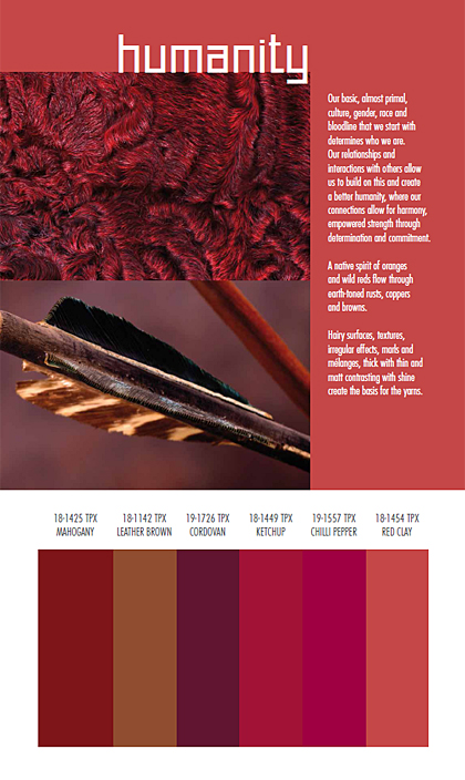 SpinExpo Autumn/Winter 2014/2015 Fashion & Color Trends I