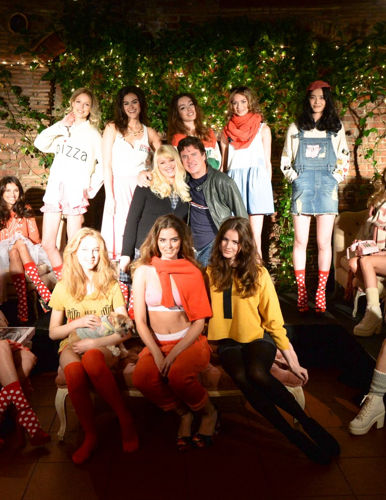 WILDFOX Fall 15 Collection Presentation, Jimmy Sommers, Kimberley Gordon