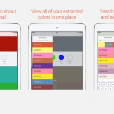Colordrop - Extract and Explore Colors | By George Jones