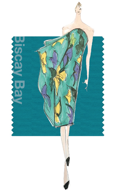 DESIGNER: CHRISTIAN SIRIANO, Image courtesy of PANTONE