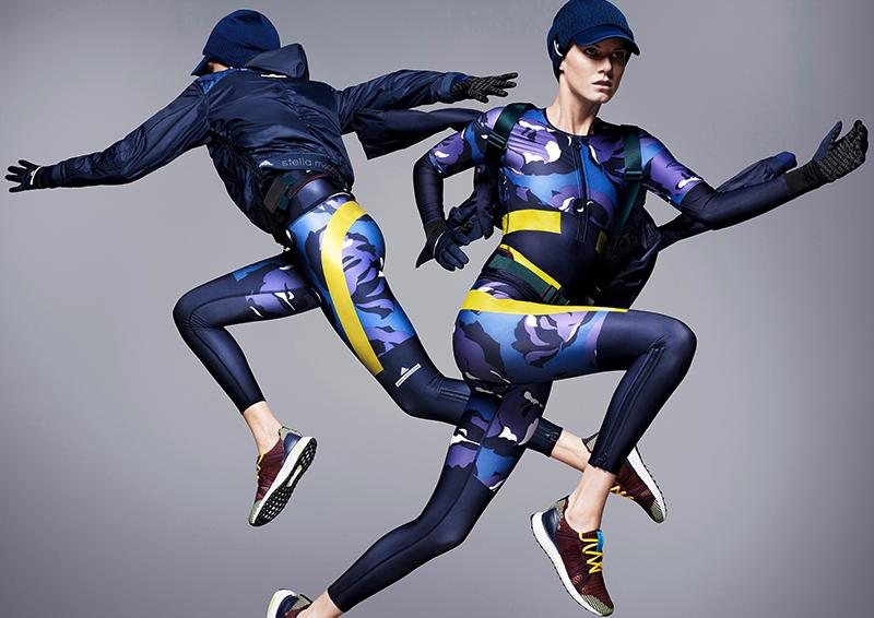 2be046f2af adidas by Stella McCartney Fall Winter 2015 - Fashion Trendsetter