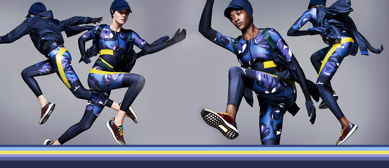 Adidas By Stella Mccartney Fallwinter 2015 on fashion color trends 2017