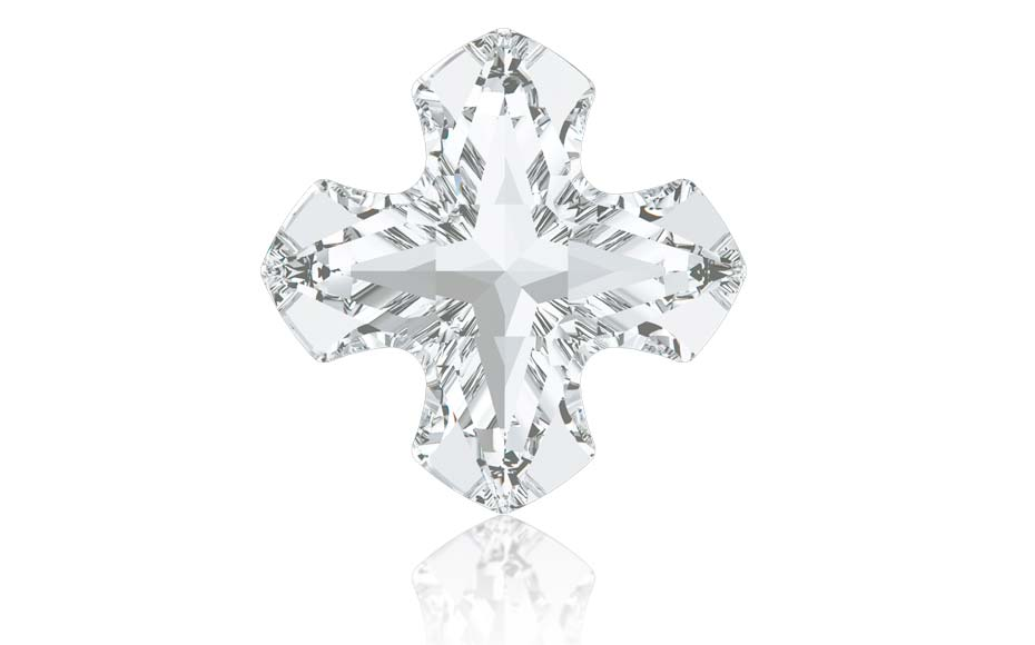 Art. 4784 Greek Cross Fancy Stone, Photo courtesy of Swarovski