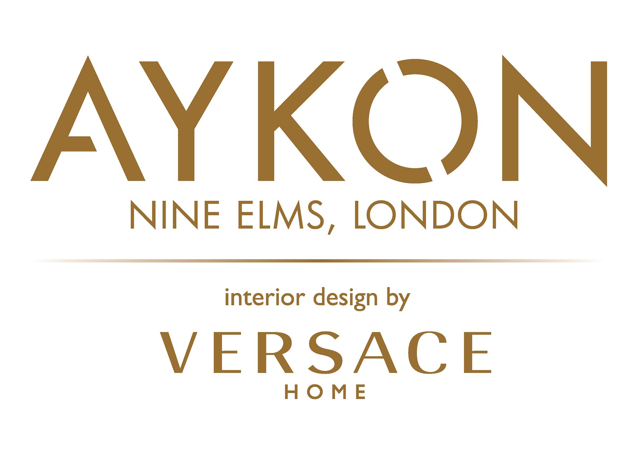 AYKON-Interiors-Versace-Home-Logo