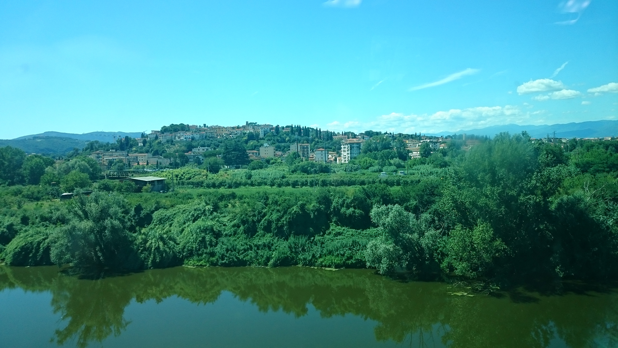 A week in tuscany italy fashion trendsetter for Is florence in tuscany