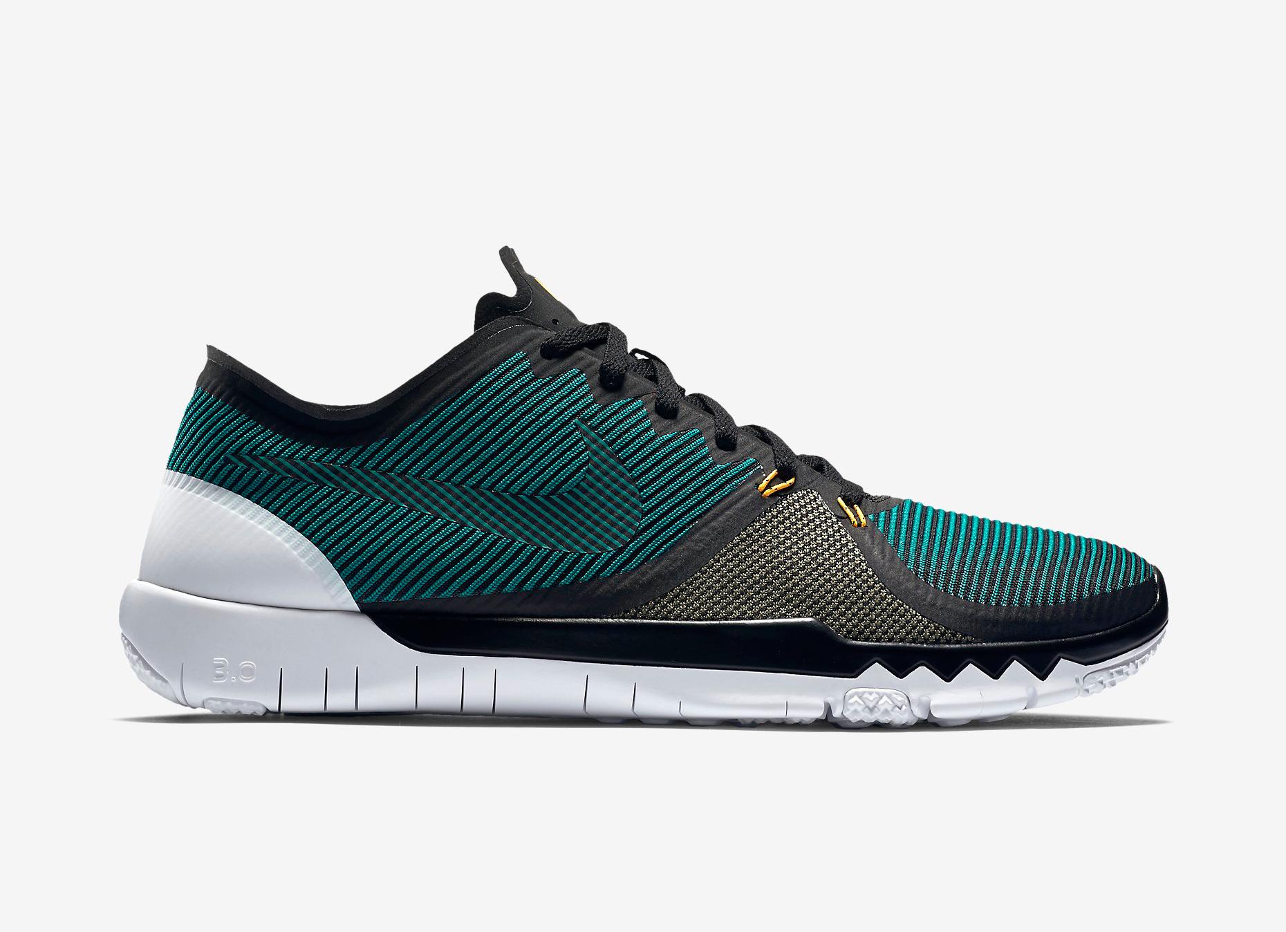 The Nike Free Trainer 3.0 V4 Men's Training Shoe ‹ Fashion ...
