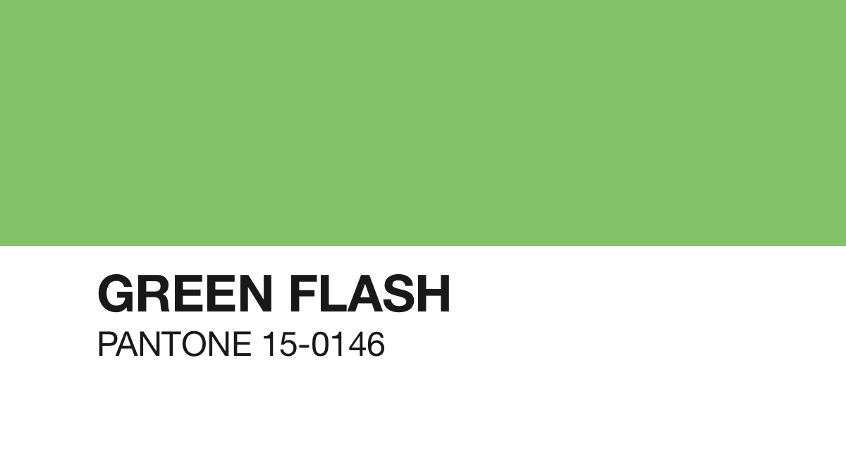 PANTONE-15-0146-Green-Flash