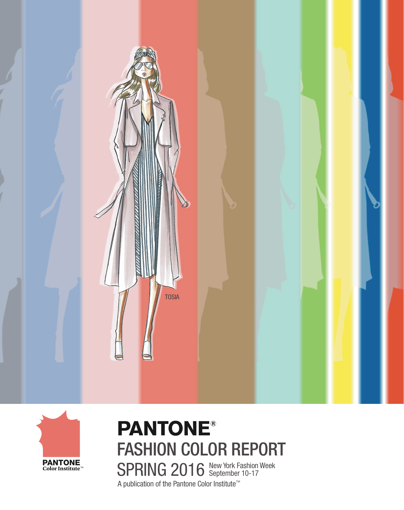 Pantone Fashion Color Report Spring 2016 Fashion Trendsetter