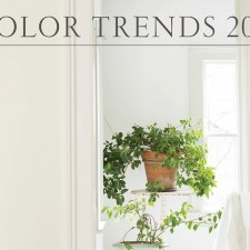 Benjamin Moore Color Trends 2016