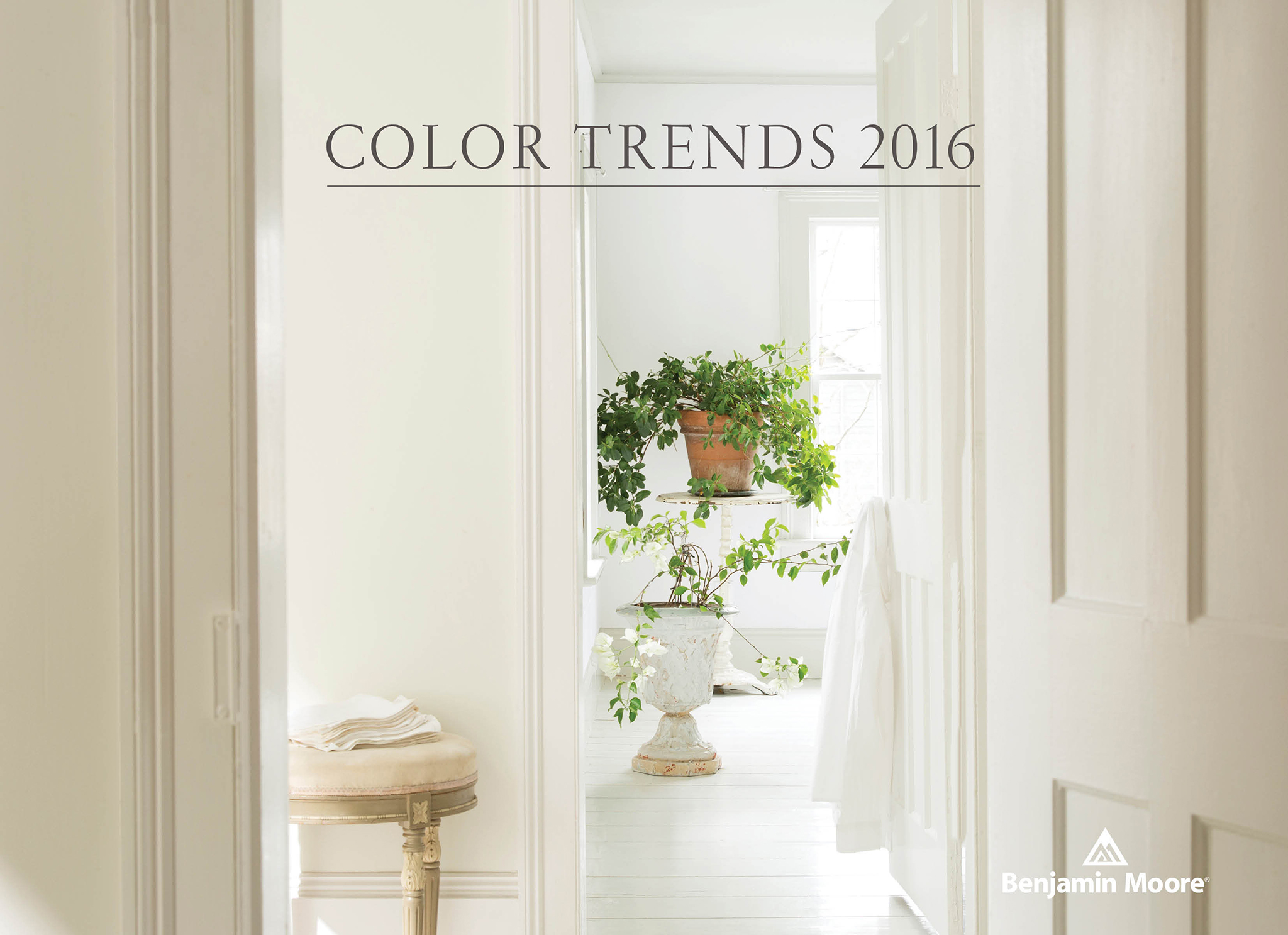 Benjamin Moore Color Trends 2016 Fashion Trendsetter