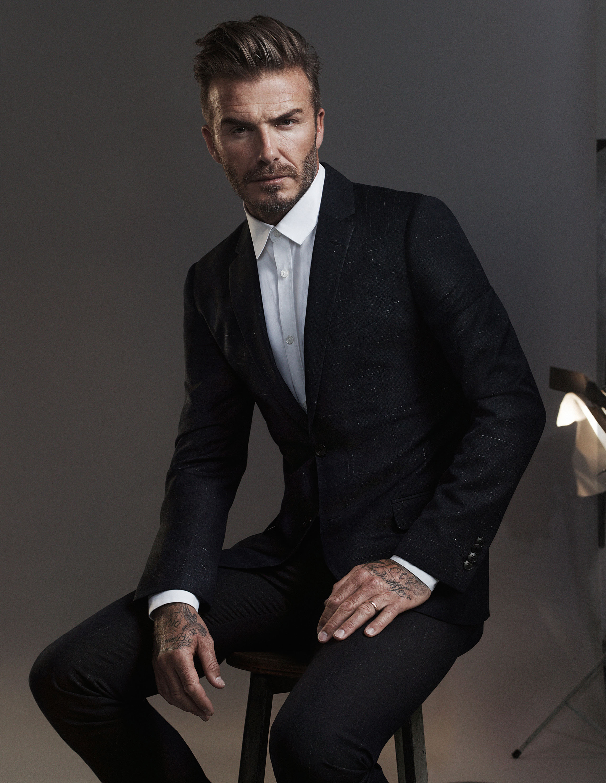 David beckham and kevin hart star in new h m campaign fashion trendsetter for David beckham