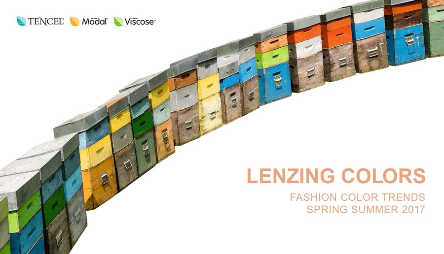 Lenzing Color Trends