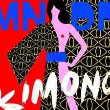 MNDR  – Kimono