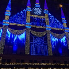 Saks Fifth Avenue's Holiday Windows | Part I