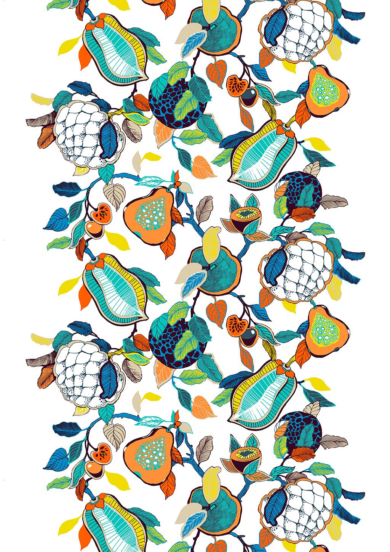 Vallila-SS16-Fruity-Turquoise-01-Saara-Kurkela