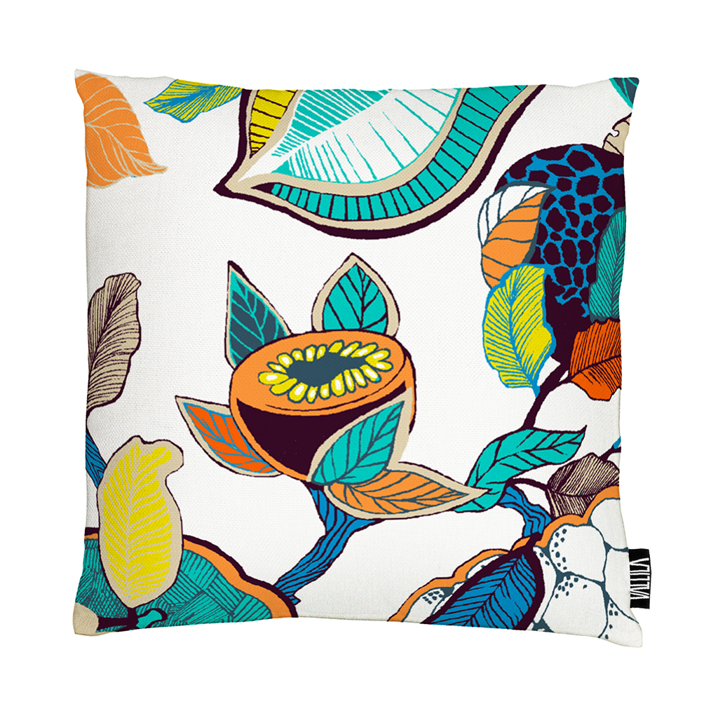 Vallila-SS16-Fruity-Turquoise-Cushion-01-Saara-Kurkela