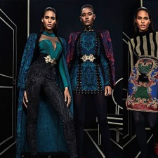 Balmain 2016 Pre-Fall Collection