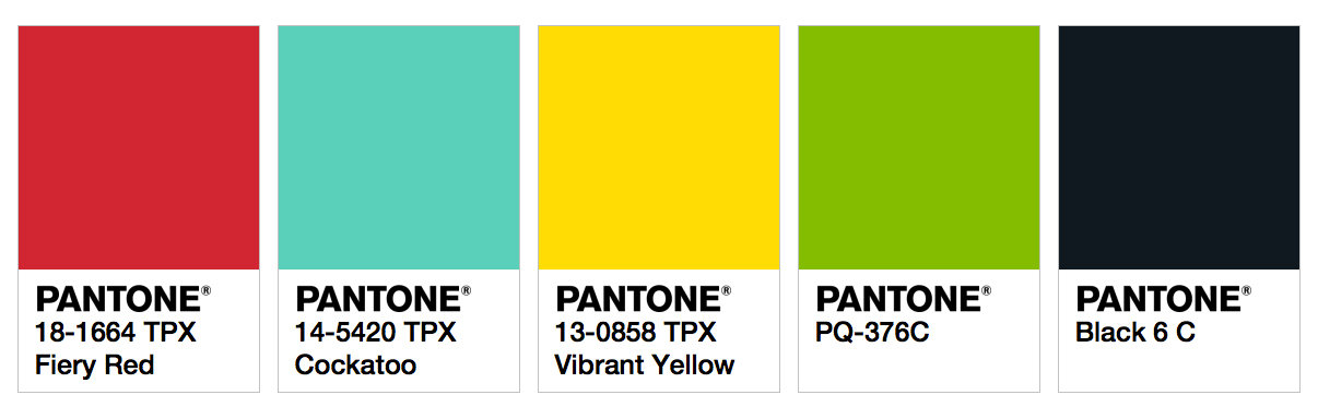 2018 color schemes my blog - 2017 pantone view home interiors palettes ...