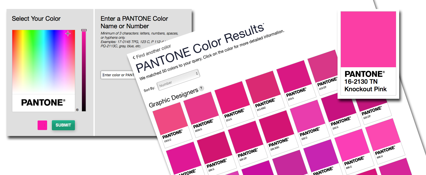 The New PANTONE Color Finder ‹ Fashion Trendsetter