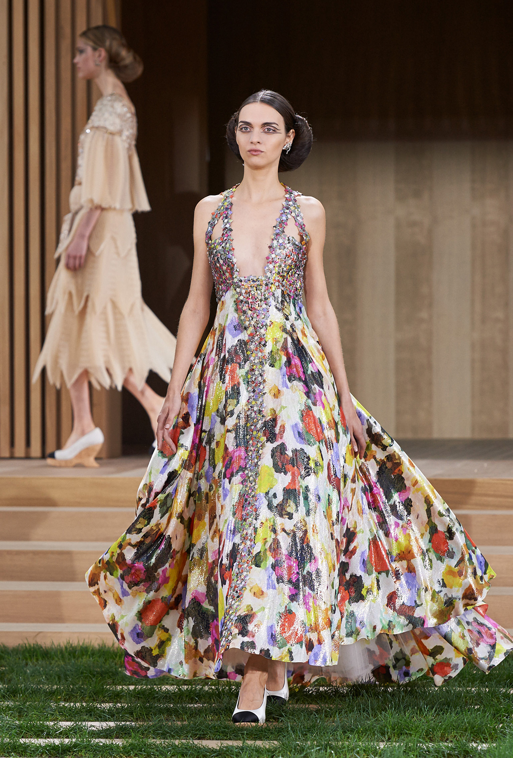 Chanel spring summer 2016 haute couture collection for Hout couture