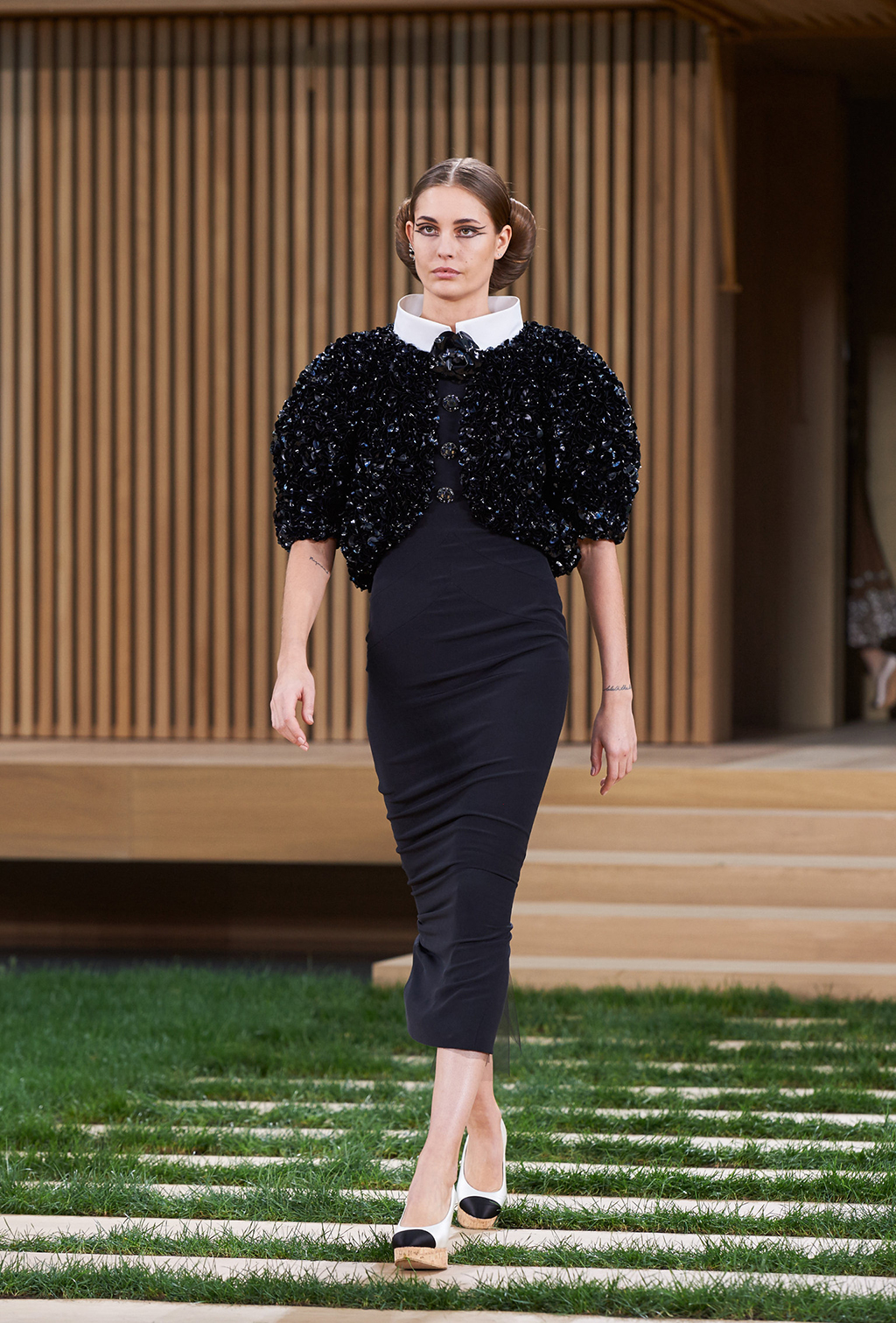 Chanel Spring/Summer 2016 Haute Couture Collection ...