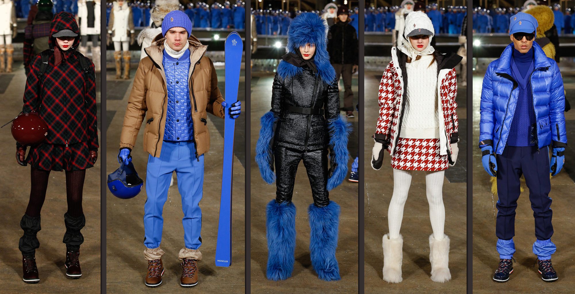 collection moncler hiver 2016