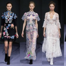 Temperley London Fall/Winter 2016/2017 Collection