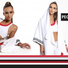 Peggy Moffitt Activewear Line Launches Its Debut Collection