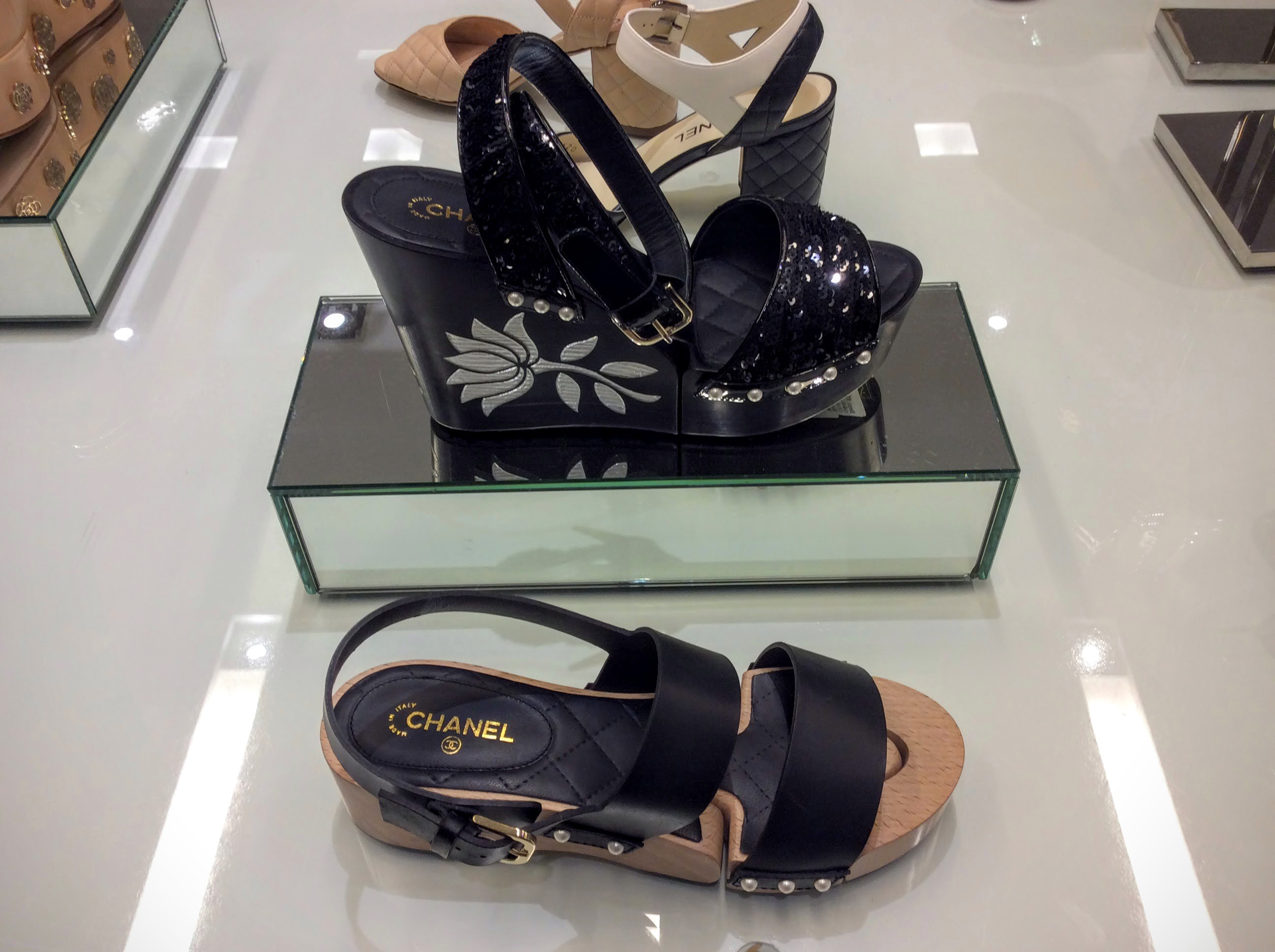 ce7f30673af78e Chanel Shoes | In-Store Trends at Bloomingdale's - Fashion Trendsetter