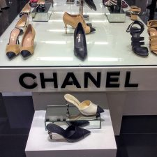 Chanel Shoes | In-Store Trends at Bloomingdale's