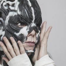 Björk Opens Virtual Reality Performance Series with Stratasys 3D Printed Mask