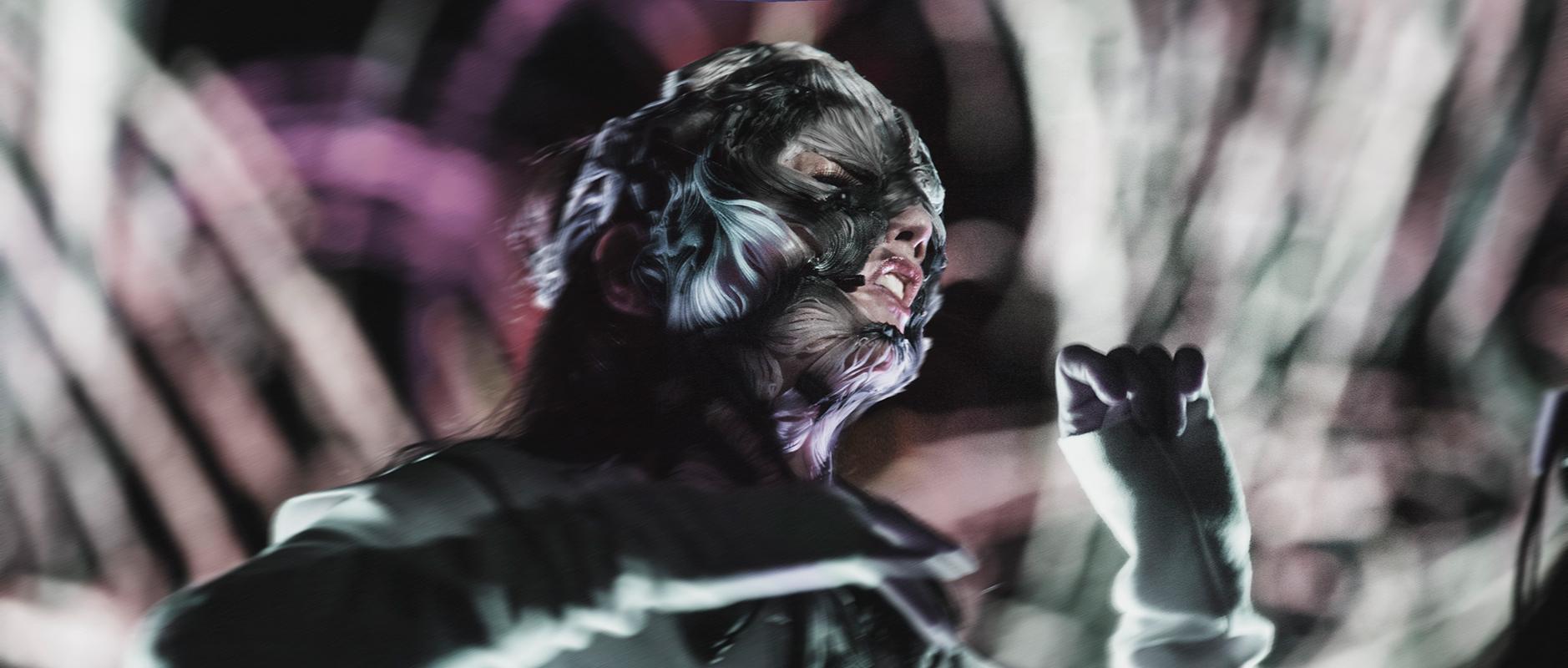 Bjork-Rottlace-3D-Mask-Stage