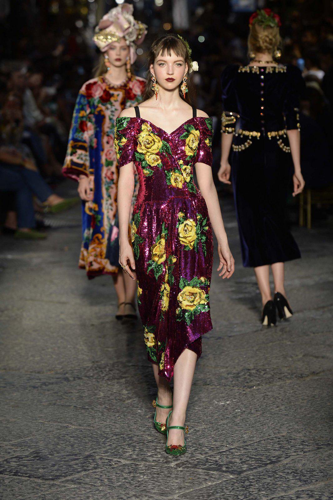 Dolce & Gabbana Alta Moda 2016 ‹ Fashion Trendsetter