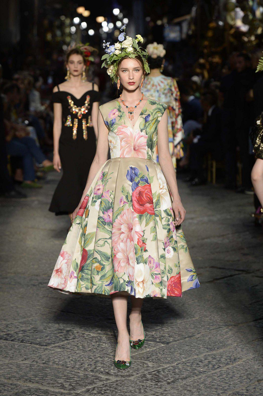 dolce gabbana alta moda 2016 fashion trendsetter