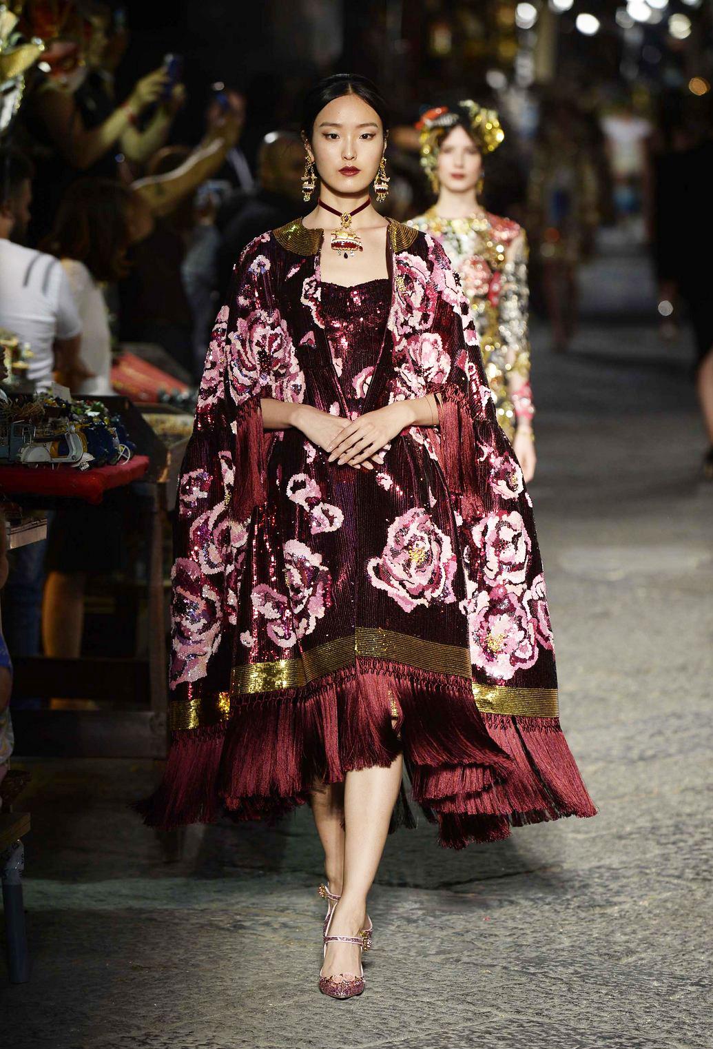 online retailer f7a8e e2aba Dolce & Gabbana Alta Moda 2016 - Fashion Trendsetter