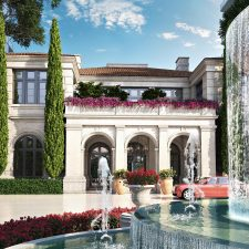 Karl Lagerfeld to Design the Lobbies of the Estates at Acqualina