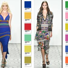 Nicole Miller Spring/Summer 2017 Collection Color Codes