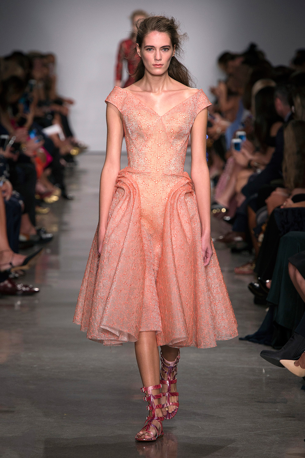 Look 29: Blush Dress
