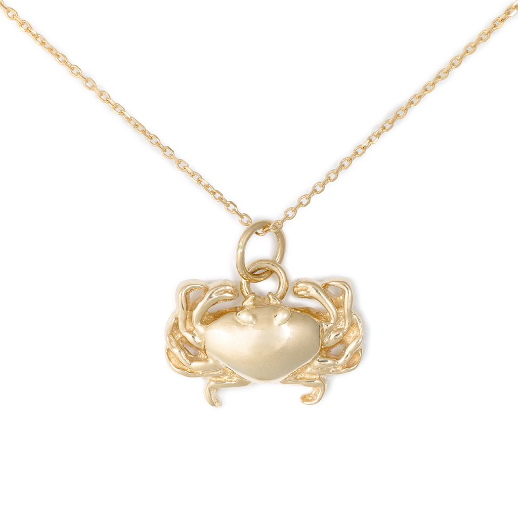 delicacies-crab-gold-diamond-pendant