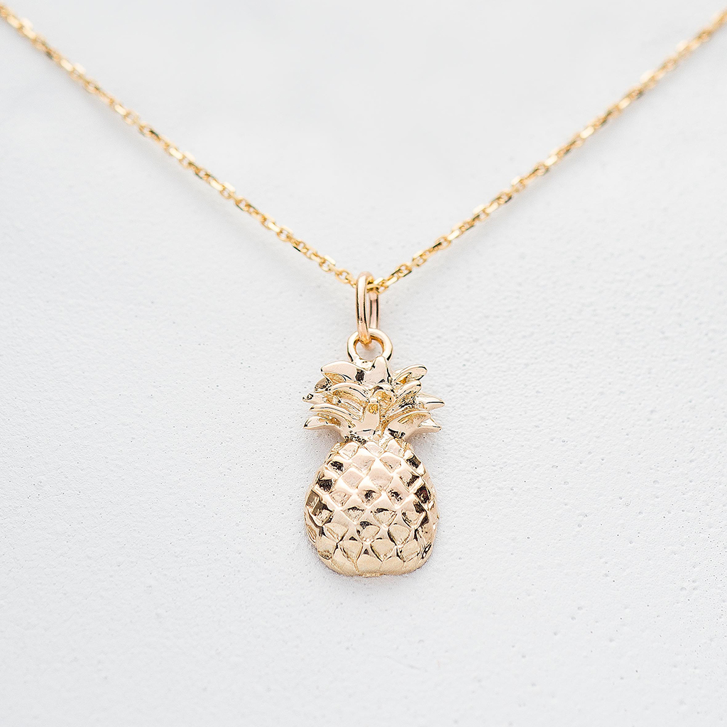 delicacies-pineapple-gold-necklace