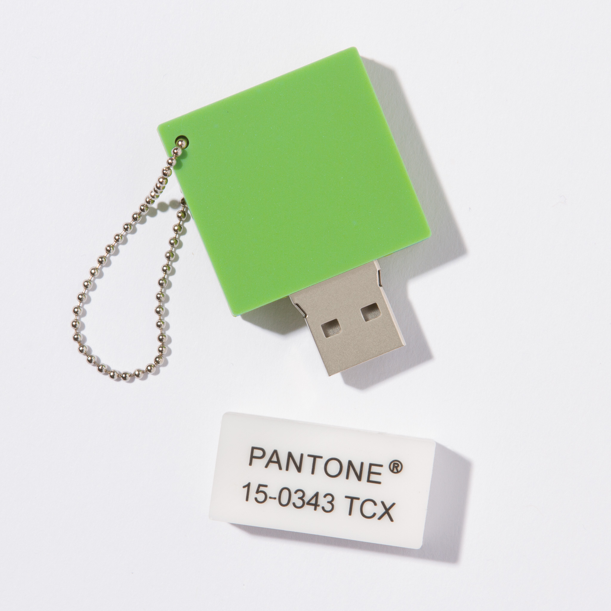 Pantone Color of the Year 2017: PANTONE 15-0343 Greenery Chip Drive