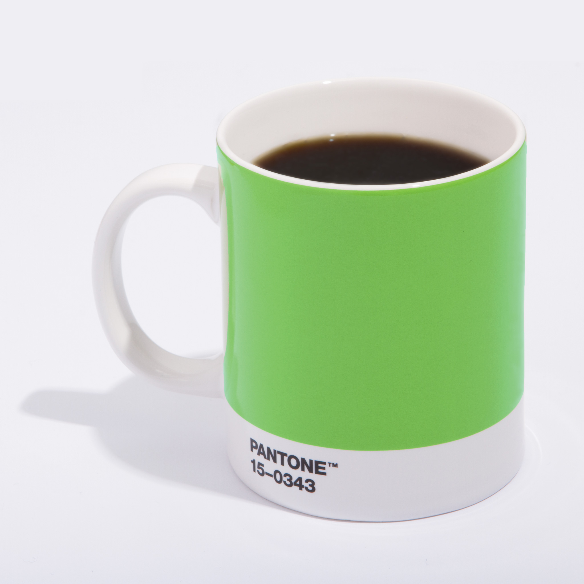 Pantone Color of the Year 2017: PANTONE 15-0343 Greenery Mug