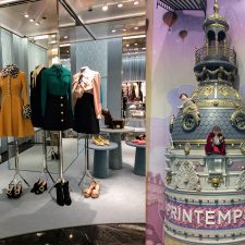 Printemps Paris In-Store Trends