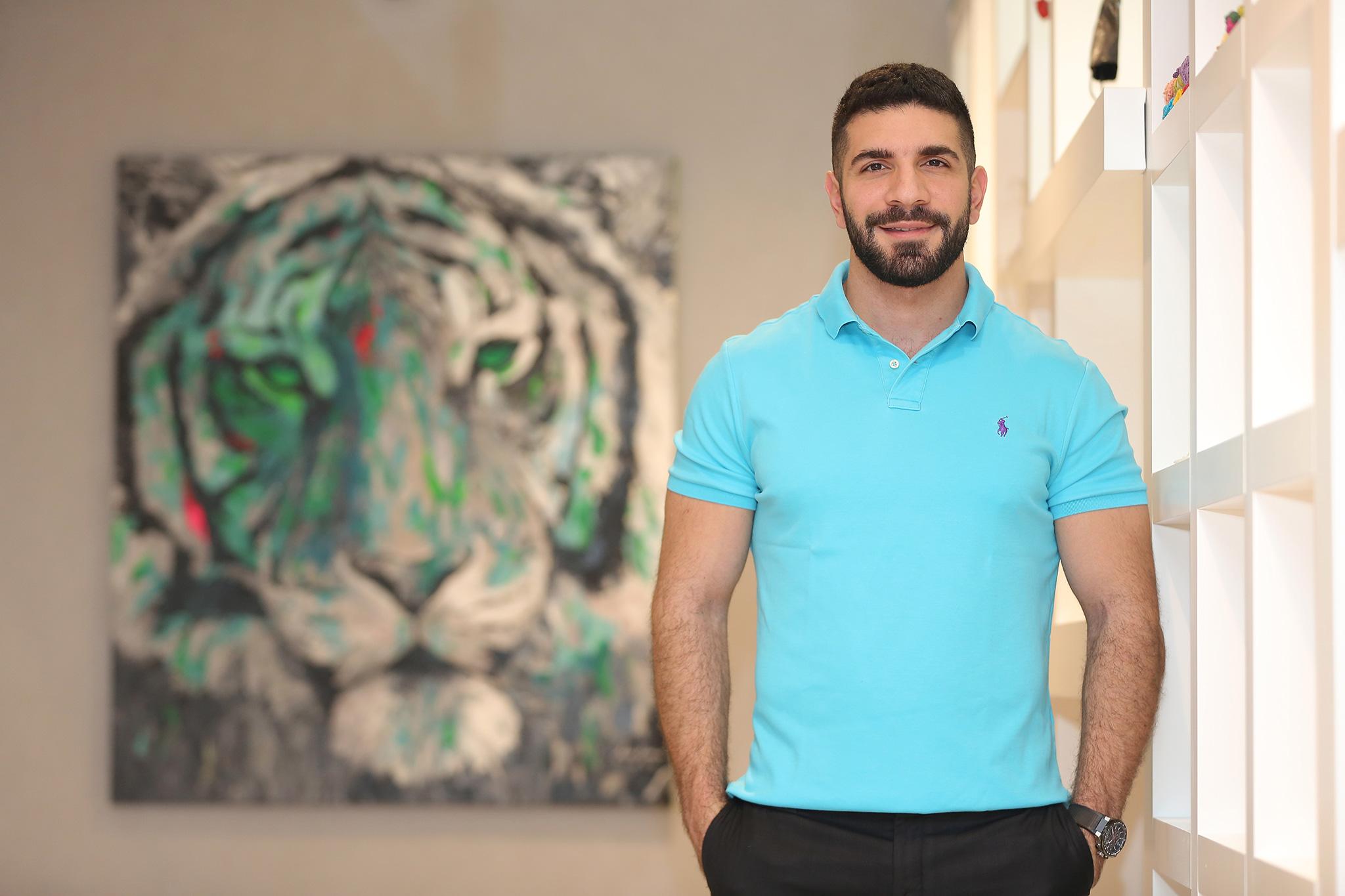AAVVA Fashion Designers Ahmad Ammar